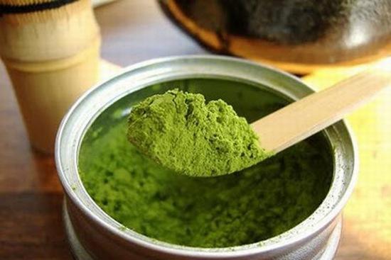 bột trà xanh có tác dụng gì