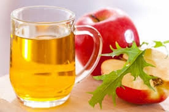 Thu nhỏ lỗ chân lông không quá khó nếu bạn kiên trì sử dụng giấm táo hàng ngày