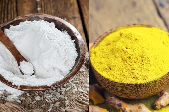 Bạn đã biết cách làm đẹp từ 2 loại bột quen thuộc này chưa?