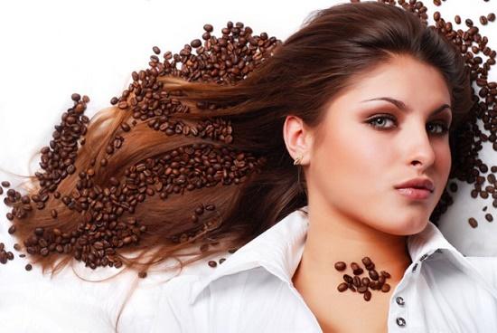 Phái nữ còn có thể dùng bã cà phê để dững tóc nữa đấy nhé!