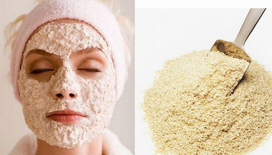 Các loại mụn sẽ bị làm sạch nếu bạn chăm chỉ đắp mặt nạ cám gạo đấy