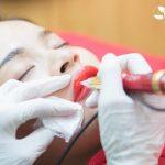Xăm môi xong bôi gì?