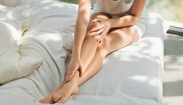 Bắp chân thon gọn là mong muốn của phái đẹp