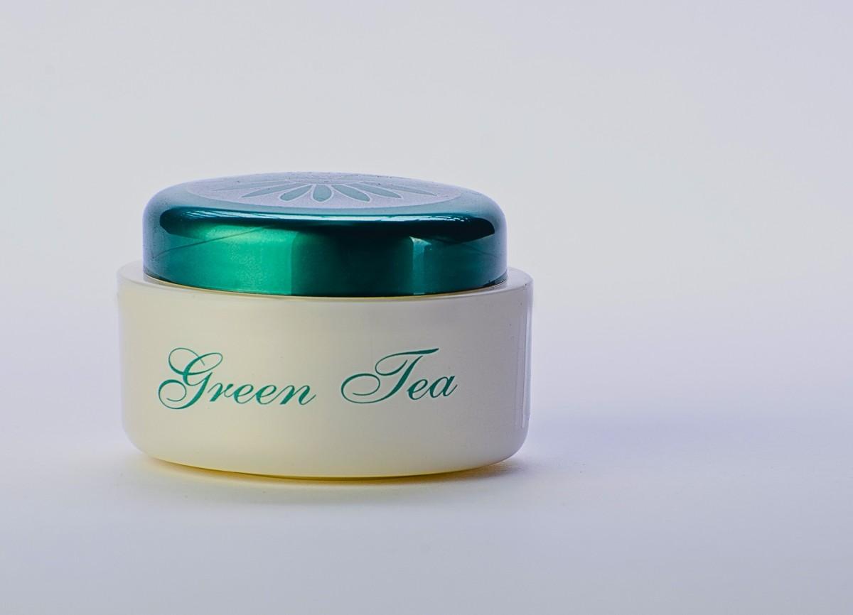 Rất nhiều sản phẩm từ trà xanh được phái đẹp yêu thích