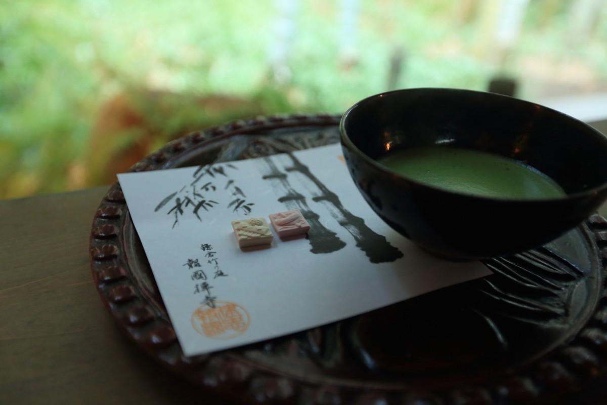 Bột trà xanh cũng được biết đến với tác dụng giảm cân