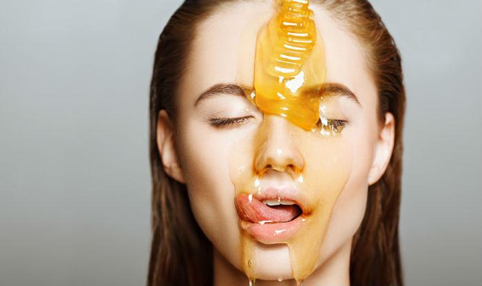 Mật ong nguyên chất thích hợp cho mọi loại da