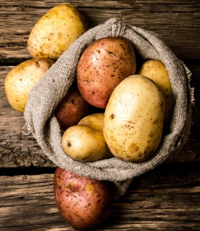 Khoai tây có tác dụng làm đẹp cho da