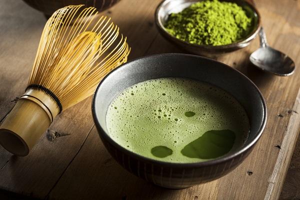 Bột trà xanh có nhiều công dụng cho sức khỏe