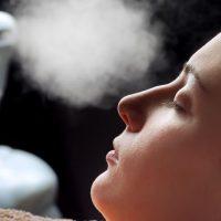 Xông hơi giúp thải độc cho lỗ chân lông