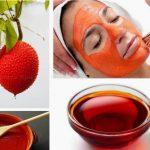 Hướng dẫn cách làm dầu gấc dưỡng da mặt