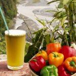 Cách giảm cân hiệu quả với công thức detox bằng nước mía và ớt
