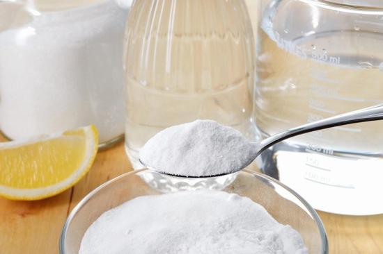 tẩy lông nách bằng baking soda