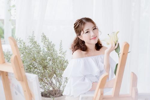 Vẻ đẹp của Khánh Linh giờ đây nhận được sự ủng hộ của khán giả