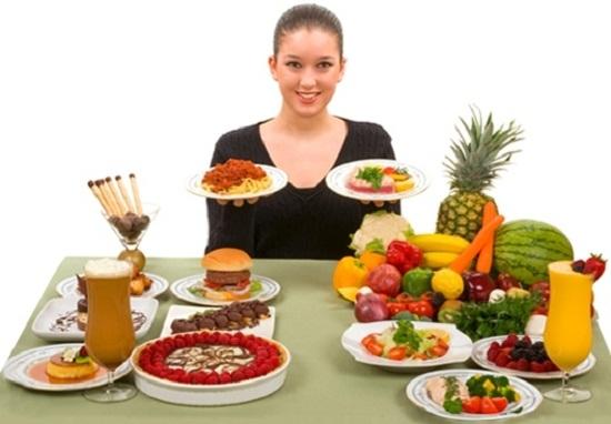 Chế độ ăn uống khoa học sẽ giúp bạn kiểm soát cân nặng vô cùng hiệu quả