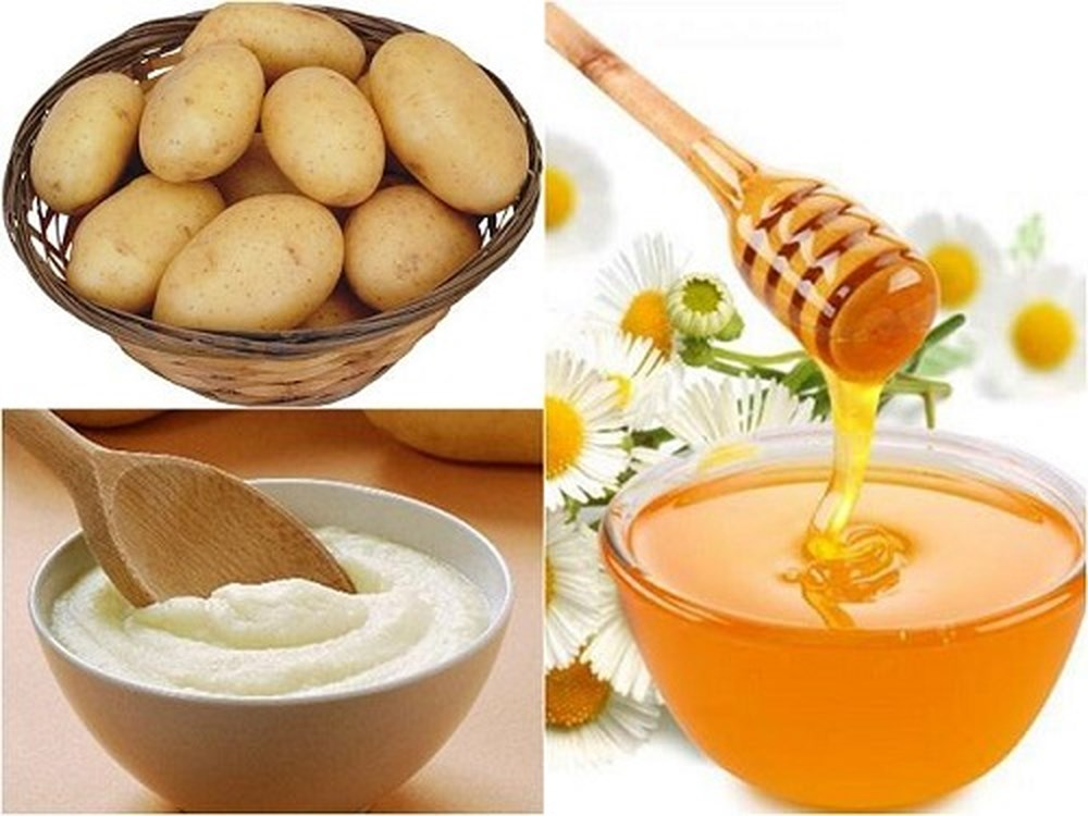7 cách dưỡng da bằng khoai tây
