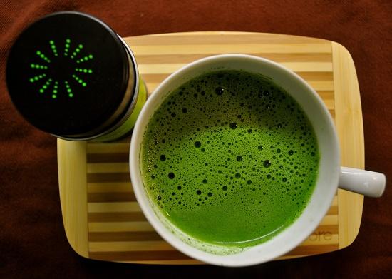 Những công dụng của bột trà xanh đối sức khỏe và làm đẹp