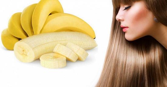 Dùng vỏ chuối để dưỡng tóc - tại sao không?