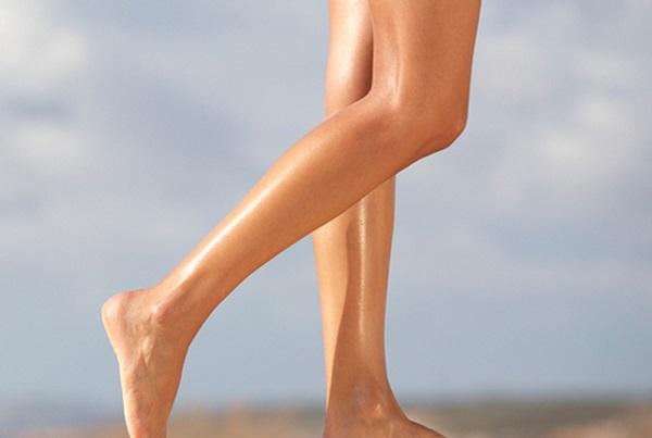 Bắp chân thon gọn là mơ ước của nhiều chị em phụ nữ